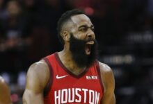 Photo of James Harden empata record de Michael Jordan y Wilt Chamberlain; anota 40 ptos. en mas de 20 juegos de 3 temporadas diferentes