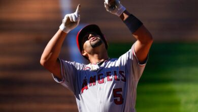 Photo of Otra hazaña para Albert Pujols: llega a 660 jonrones y empata con Willie Mays