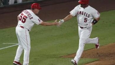 Photo of Albert Pujols supera a Willie Mays al disparar su jonrón 661 de por vida