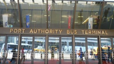 Photo of Inspeccionarán por Covid-19 pasajeros lleguen a Port Authority-NY; cientos dominicanos arriban a diario