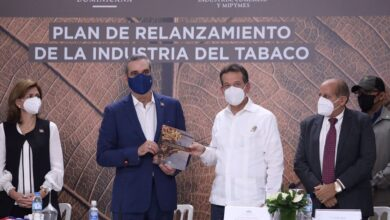 Photo of MICM presenta plan de acción para el relanzamiento de la industria del Tabaco